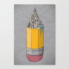 Creaticity Canvas Print