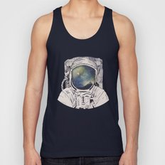 Dreaming Of Space Unisex Tank Top