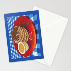 Pancakes Week 4 Stationery Cards