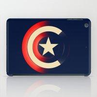 Captain iPad Case