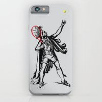 iPhone & iPod Case featuring Chief of The Court by David Bastidas