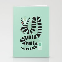 Sandworm Stationery Cards