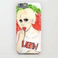 Strawberry Queen iPhone 6 Slim Case