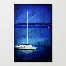 Dreaming of Sailing Away Canvas Print