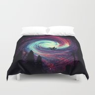 Adventure Awaits Duvet Cover