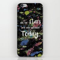 And the Stars look very Different today... iPhone & iPod Skin