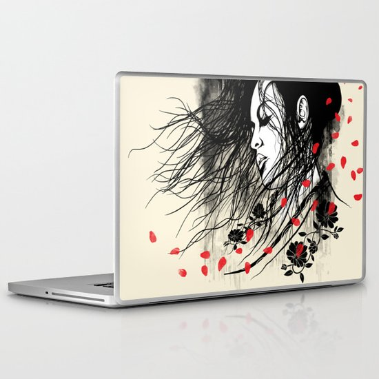 Renai Laptop & iPad Skin