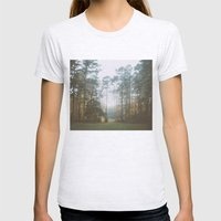 Treeline Womens Fitted Tee Ash Grey SMALL