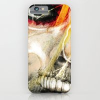 iPhone & iPod Case featuring COBAIN by RIGOLEONART