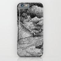 Fingerprint - Sailing iPhone 6 Slim Case