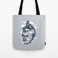 lawnmohawk Tote Bag