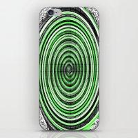 PORTALS iPhone & iPod Skin