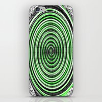 PORTALS iPhone & iPod Skin