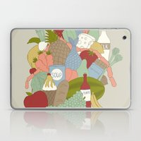 FOOD Laptop & iPad Skin