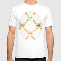 Chain Gang Mens Fitted Tee White SMALL