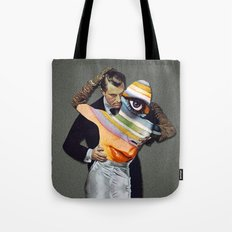 Masks Tote Bag