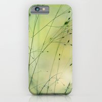 iPhone & iPod Case featuring Grass by Lena Weiss