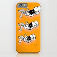 3...2...1 step iPhone 6 Slim Case
