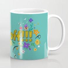 buzz off!!! Mug
