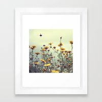 A Spring Clean For The M… Framed Art Print