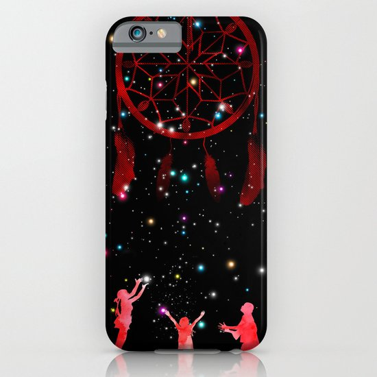 Catching dreams iPhone & iPod Case