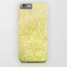 Sweet Light Wild Flowers iPhone 6 Slim Case