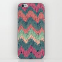 IKAT CHEVRON iPhone & iPod Skin
