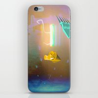 Basmekfi iPhone & iPod Skin