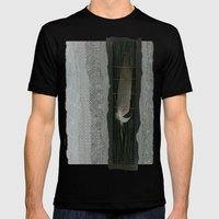 Guantanamo Mens Fitted Tee Black SMALL