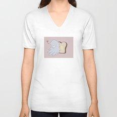 Kraken Toast Unisex V-Neck