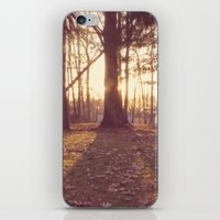 Here Comes the Sun iPhone & iPod Skin