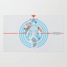 Tron Rug