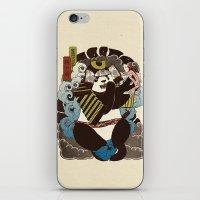Pantoo iPhone & iPod Skin