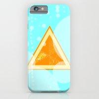 iPhone & iPod Case featuring Orange Seltzer by Ruben Alexander