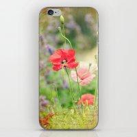 A gardeners notebook iPhone & iPod Skin