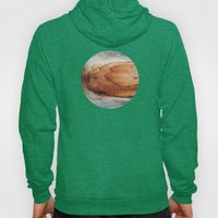Planetary Bodies - Rust … Hoody