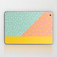80's Abstract 1 Laptop & iPad Skin