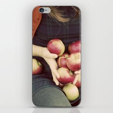 Autumn Bounty iPhone & iPod Skin