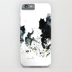 Horse (Movie scene) iPhone 6 Slim Case
