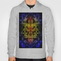 Pipes And Wires Hoody