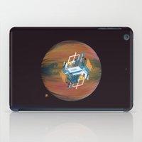 Antigrav Swimming Pool iPad Case