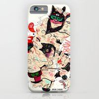 iPhone & iPod Case featuring Wolfmother by Cecilia Sánchez