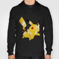 Pikachu - Digital Waterc… Hoody
