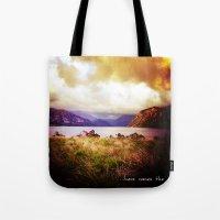 ...Here Come the Sun Tote Bag