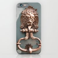Lions Head iPhone 6 Slim Case