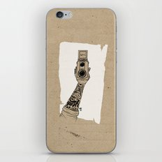 Cheeeese iPhone & iPod Skin