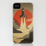 The Voyage (Grey) iPhone (4, 4s) Slim Case