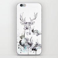 Crowned II iPhone & iPod Skin