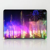 World Of Color 1 iPad Case