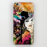 Colorful Nature iPhone & iPod Skin